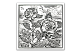 The Rose In June Margate Footer Logo