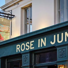Rose in June refurbished
